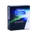 Pasante glow in the dark condom 3 pcs.
