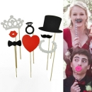 Photobooth Props 8 pcs.
