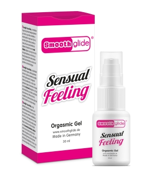 Smoothglide Sensual Feeling Orgasmic Gel