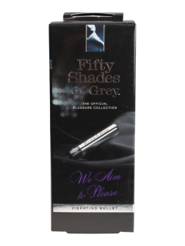 Fifty Shades of Grey Aim to Please - Vibrating Bullet