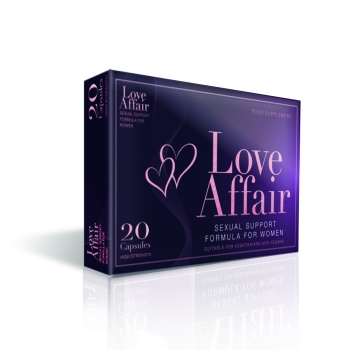 Love Affair - Libido Booster # Offer of the Month #