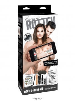 Bonnie Rotten Make-A-Porno Kit