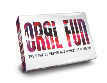 Oral Fun: The Game of Eating Out whilst staying in