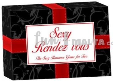 Sexy Rendez Vous - The sexy romance game for two